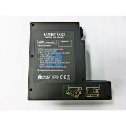 INNO LBT-40 Pack de batería original para fusionadoras IFS-15, View3 y View5