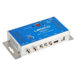Lemco HDMOD-1 Modulador HDMI/RCA a DVB-T
