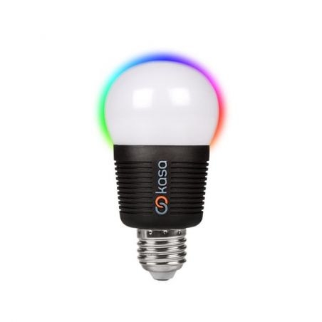 Veho Kasa Bombilla LED 7.5W E27 RGB 600lm