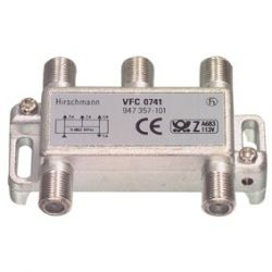 Distribuidor PAU serie VFC (con. F) 2 entradas/3 salidas