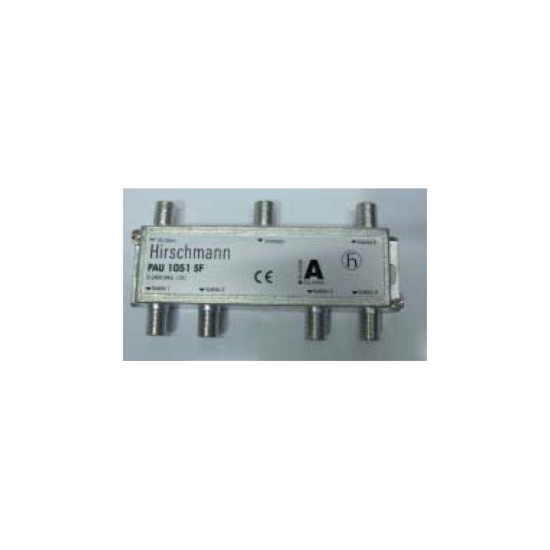 Distribuidor PAU serie VFC (con. F) 2 entradas/5 salidas