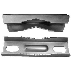 Flange for metric 8 clamp. AMP016/3