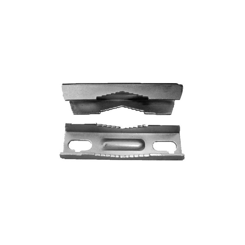Brida dentada para horquilla de métrica 8. AMP016/3