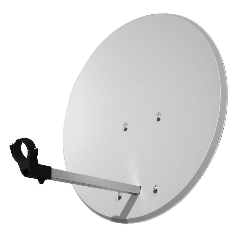 Televes Parabole Offset ISD 83cm Aluminium 39dBi Blanc. Televes ISD 830 793102