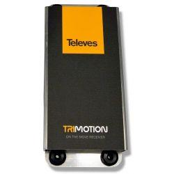 Televes TRIMOTION Receptor Terrestre Digital na Diversidade. Televes 512501