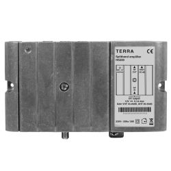 Amplificateur haute puissance intérieure pour MATV