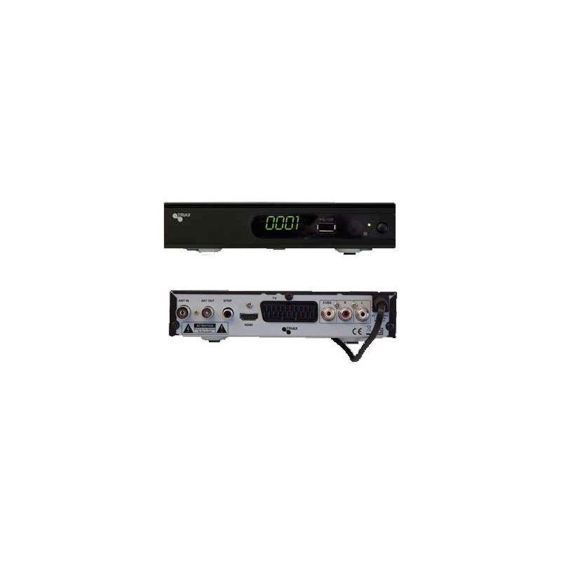 Triax TDT DVB-T HD TR 40