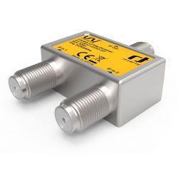 Inverto Unicable II Combineur 2 voies 5-2400MHz. Inverto 5381 IDLU-PROG01-OOOOO-OPP