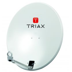 Triax TDA64 Antena parabólica de alumínio de 65cm Euroline. Triax 123660