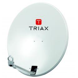Triax TDA64 Parabolic aluminum antenna 65cm Euroline. Triax 123660