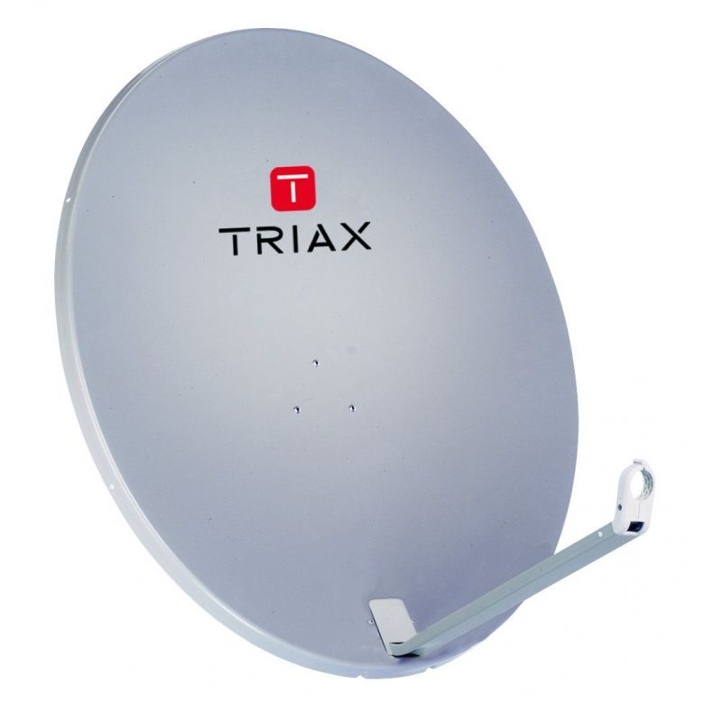 Triax TDA88 Euroline Antenne parabolique en aluminium 90cm. Triax 123860