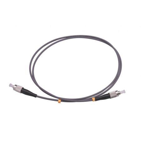 Triax TFC 01 Câble fibre optique 1m monocomposé en acier blindé en acier 9/125 μm LSZH. Triax 307661 TFC01