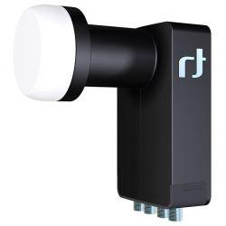 Inverto ultra 0.2 dB 4 salidas LNB universal Quad