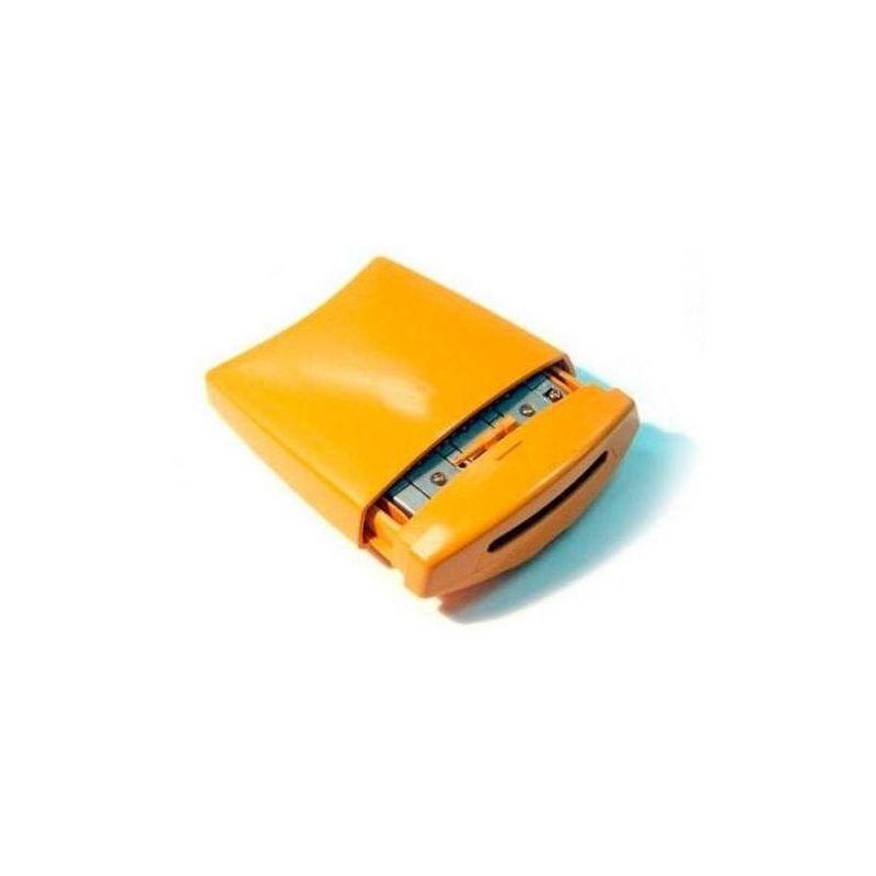 Amplificador Televes de mástil 1e/1s BI/FM/BIII/UHF