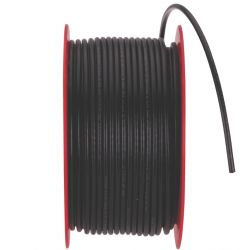 Triax KOKA 17 VAtC Bobina cable coaxial RG6 exterior 100m negro. Triax 198017-101