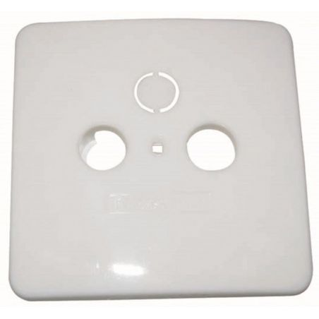 Triax AD23 Cover for outlet terminated EDS. Color pure white RAL 9013. Triax 302060