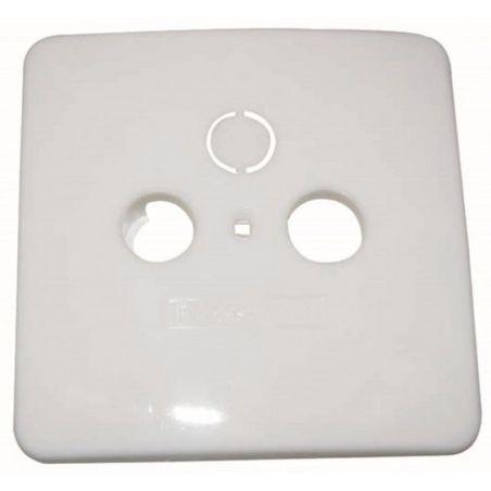 Triax AD23 Housse pour sortie EDS terminée. Color blanc pur RAL 9013. Triax 302060