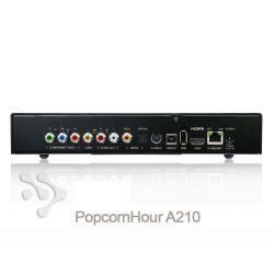 PopCornHour A210 NMT Mediacenter HD 1080p mkv Gigabit + WiFi n