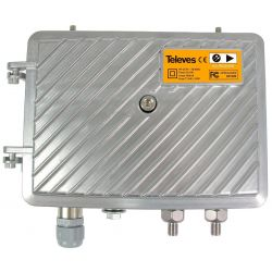 Outdoor optical receiver CATV OLC Televes without return channel Local. Televes 231220
