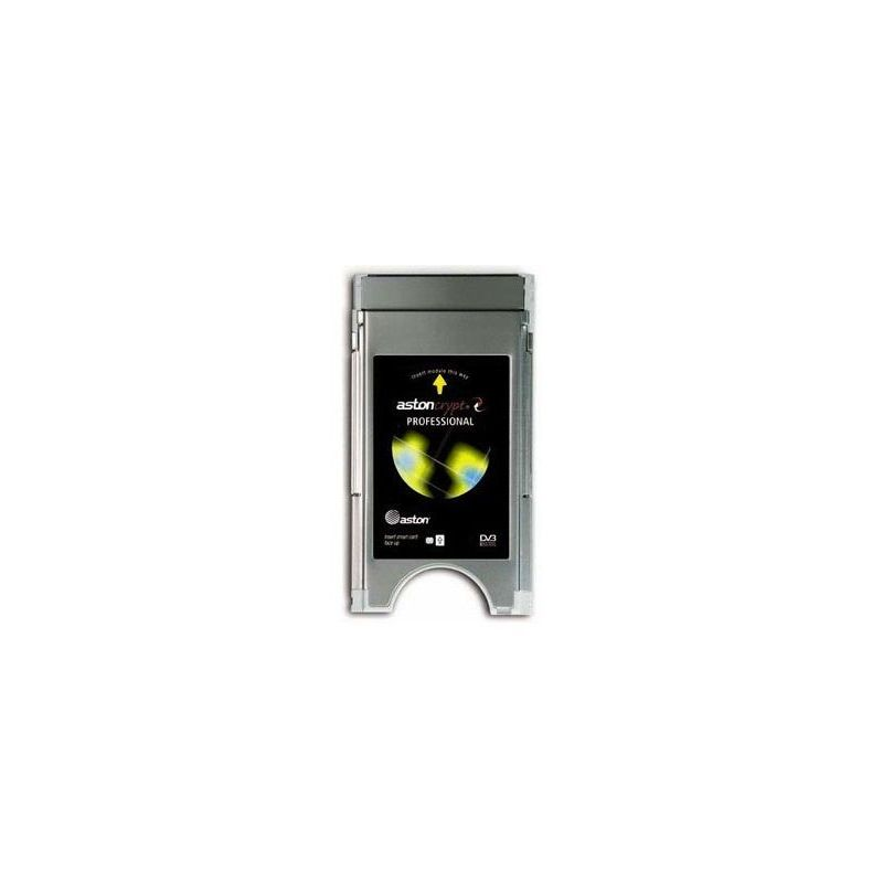 Biss Professional CAM PCMCIA. 2 Channel/10 Pids