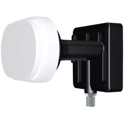 LNB Inverto Single Monoblock 60mm, 3° para antenas de 80cm. Inverto 3538 IDLB-SINM62-MNOO3-8PP