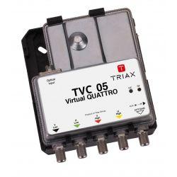 Triax TVC 05 Optic receiver QUAD Triax 307627