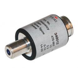 Amplificador de linea Triax AFA Micro Amp UHF 12 dB 5-12VDC