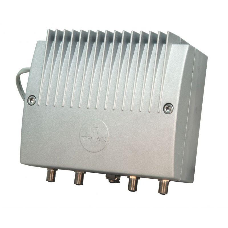 Triax GPV 950 Amplificador de distribución 85...1006MHz alimentado a red. Triax 323170