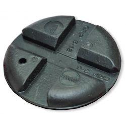 Alça de puxar de borracha para cabo 3-12mm