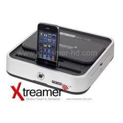 iXTREAMER mkv Disco Duro Multimedia Full HD 1080 compatible con Apple MAC