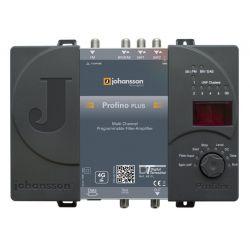Johansson 6611L Profino Plus LTE Programmable terrestrial filter amplifier 4 inputs LTE