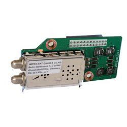 Tuner DVB-S2X for Gigablue X2, UHD Quad 4K and UHD UE 4K