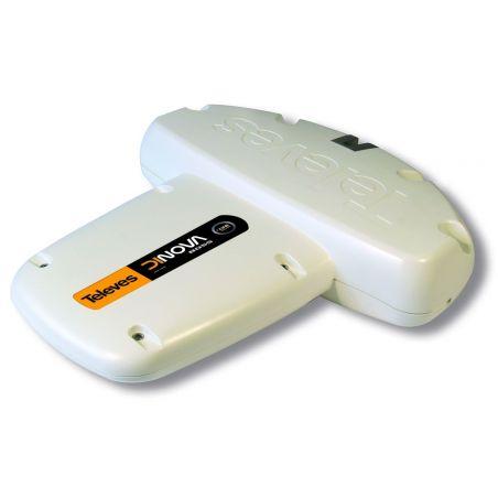 Televes Dinova Boss UHF Kit d'antenne (C21-60) G 7dBi off, G 34 dBi sur