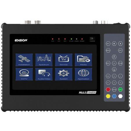 Edision MultiFinder - Medidor de campo SAT ter