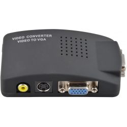 S-Video to VGA Converter