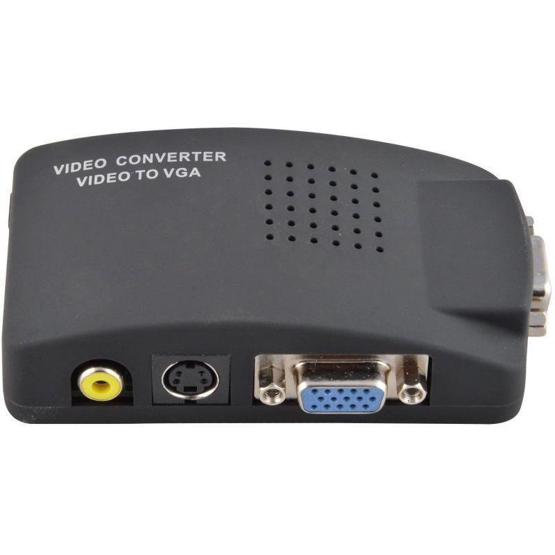 Conversor VGA a S-Video