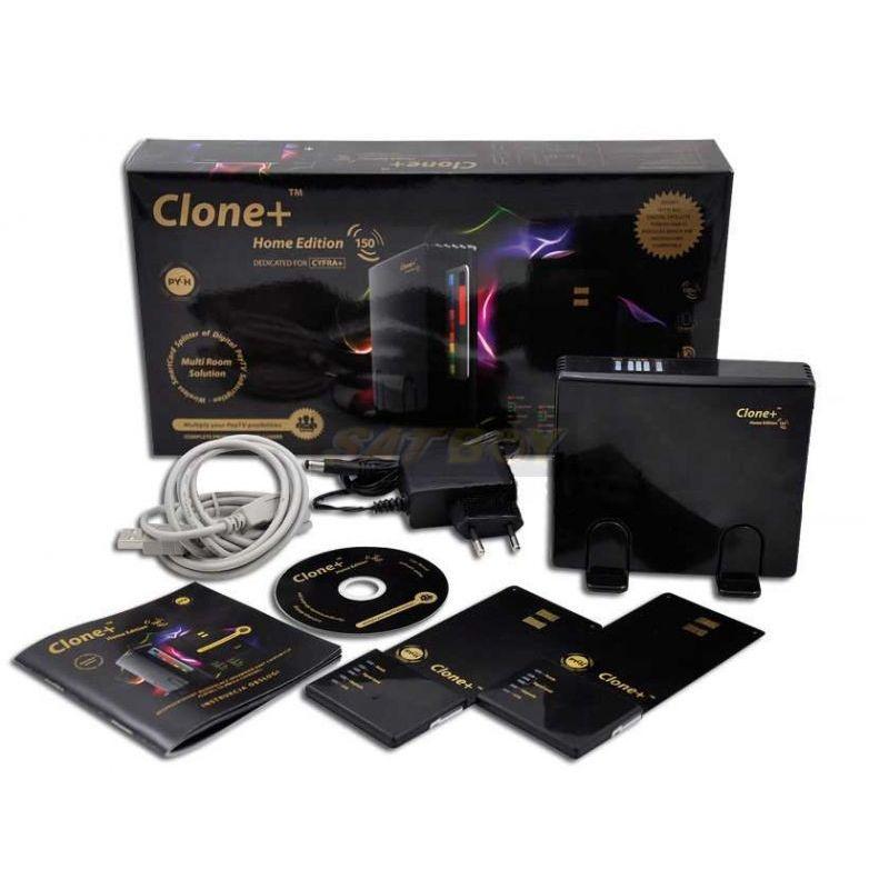 Clone+ Home Edition