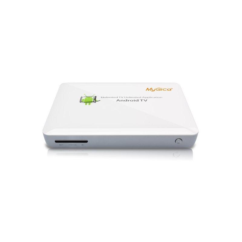 Reproductor Android TV Mygica ATV1000 1080p 800 Mhz 512 DDR2 2Gb Flash Wifi n + Envio Gratis