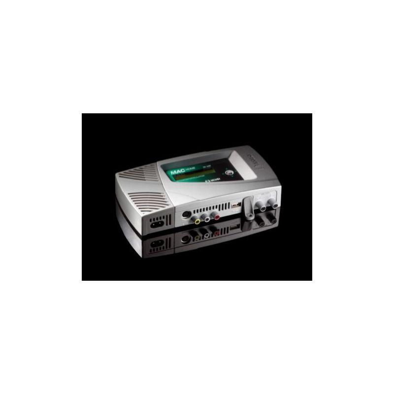 Modulador  TDT COFDM DIM TV Digital Terrestre VHF UHF tecatel