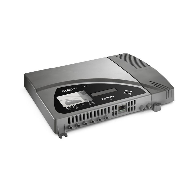 Modulador TDT COFDM IKUSI MAC 201 2 Entrada 2 salida