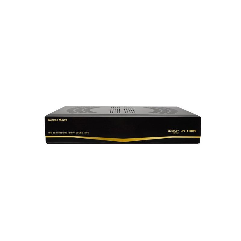 Golden Media 9080 COMBO PLUS 2CR2CI HD PVR
