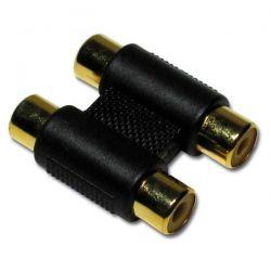 Double connecteur RCA AP 57041