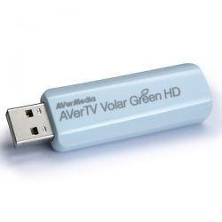 Sintonizador TDT USB Avermedia Volar Green HD