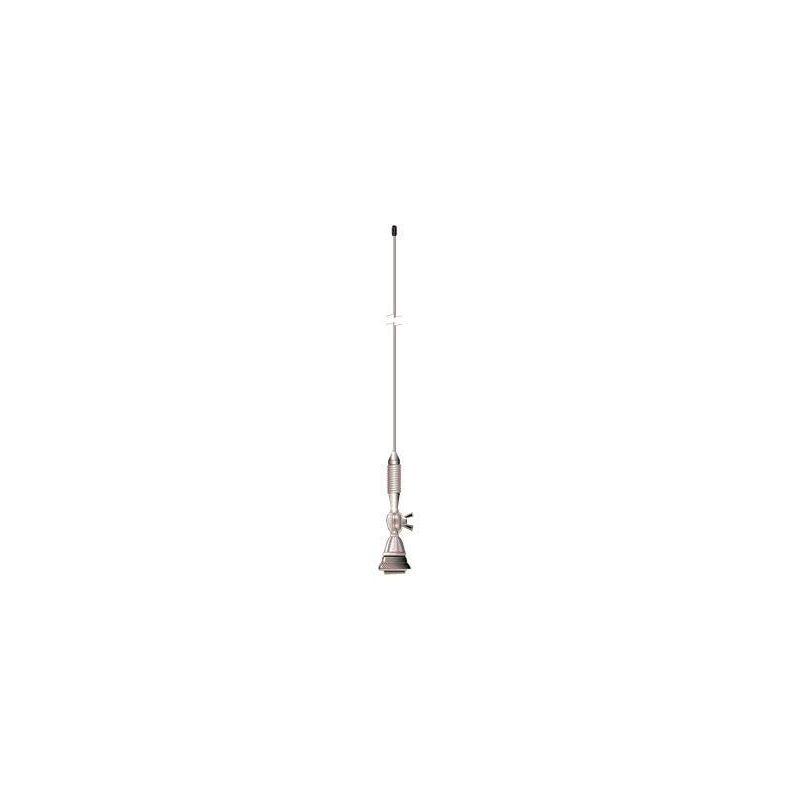 Antena de telecomunicaciones móvil 1/4 onda FM 68...174MHz (embalaje individual) Televes
