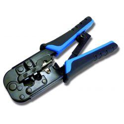 Crimping tool RJ45 / RJ11 / RJ12 / 4P4C / 4P2C Televes