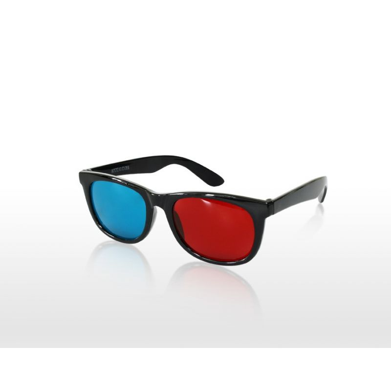 Gafas Rojo/Cian para AB 3D Box Conversor