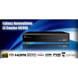 Galaxy Innovations GI 6699 COMBO HD (TDT+SAT)