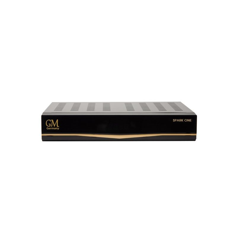 Receptor Sat Golden Media Spark ONE Multimedia 1080p 540 Mhz PVR Envio Gratis