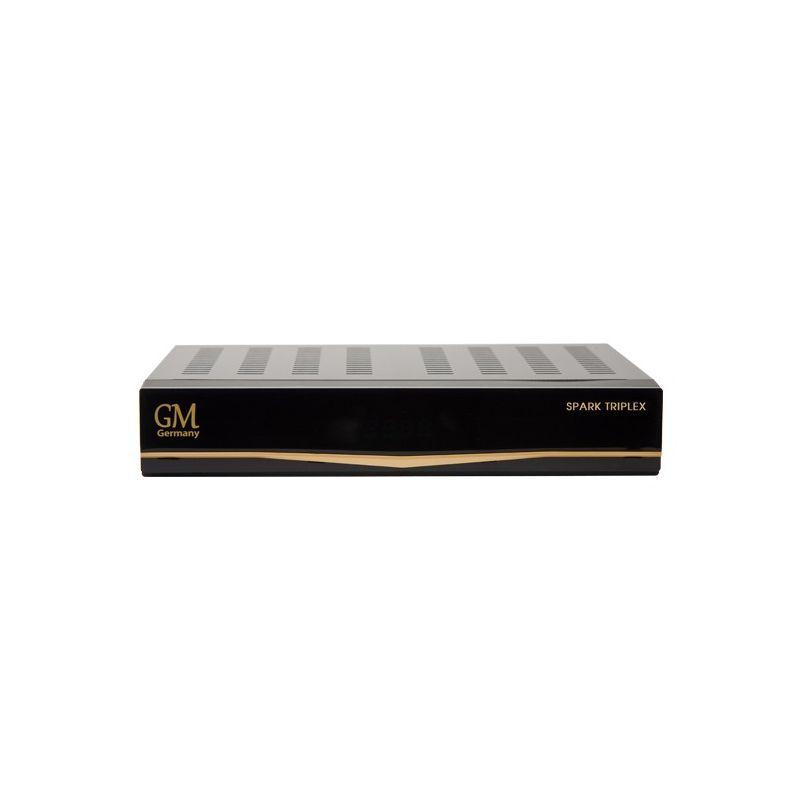 Receptor Sat Golden Media Spark TRIPLEX tuner 540 Mhz Multimedia 1080p PVR WIFI Envio Gratis