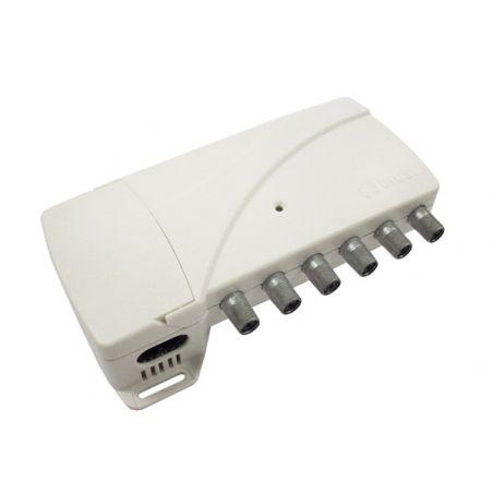 Central Multibanda blindada IKUSI NBS-204 LTE 4 entradas 1 salida baja potencia